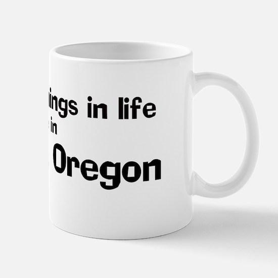 Tualatin: Best Things Mug