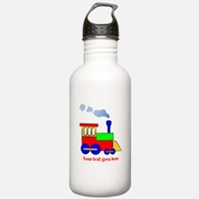 Personalize Choo Choo Train Engine Sports Water Bottle