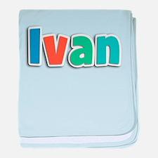 Ivan Spring11B baby blanket
