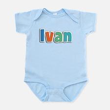 Ivan Spring11B Infant Bodysuit