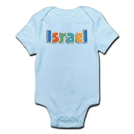 Israel Spring11B Infant Bodysuit