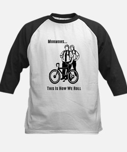 Mormons:This Is How We Roll Tee