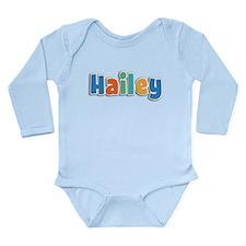 Hailey Spring11B Long Sleeve Infant Bodysuit