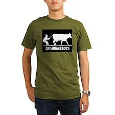 The Ski Minnesota Shop T-Shirt