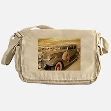 1933 Packard Sedan Messenger Bag