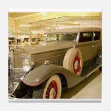1933 Packard Sedan Tile Coaster