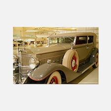 1933 Packard Sedan Rectangle Magnet