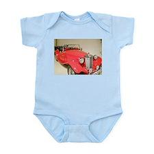 1952 Mark II MG Infant Bodysuit