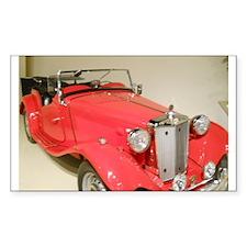 1952 Mark II MG Decal