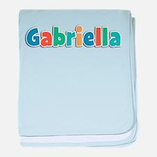 Gabriella Spring11B baby blanket