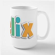 Felix Spring11B Large Mug