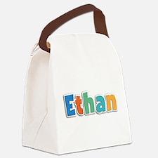 Ethan Spring11B Canvas Lunch Bag
