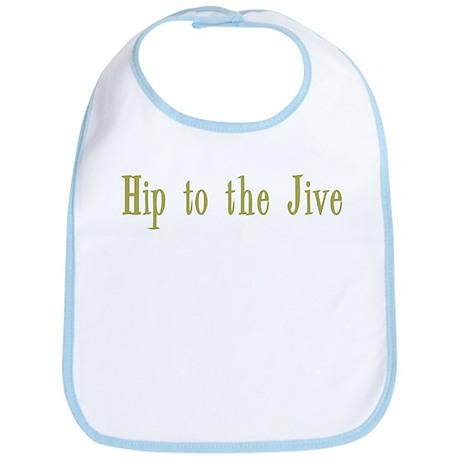 Hip to the Jive Bib