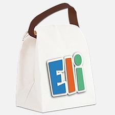 Eli Spring11B Canvas Lunch Bag