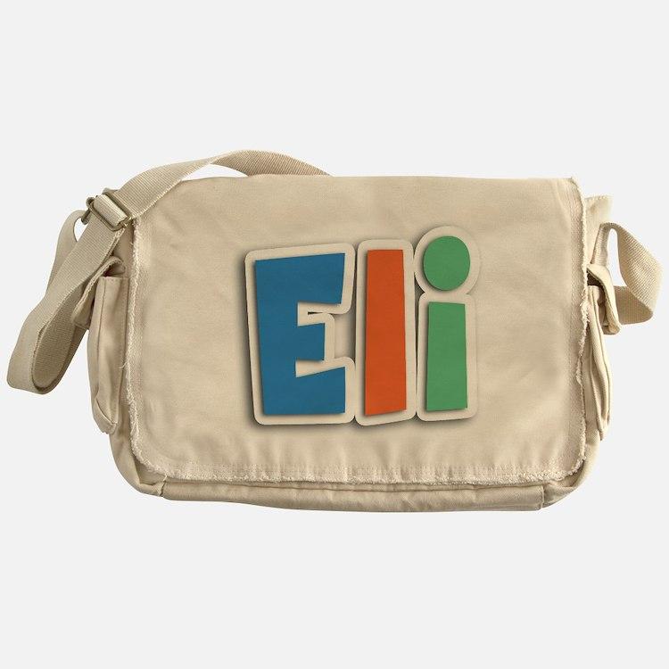 Eli Spring11B Messenger Bag