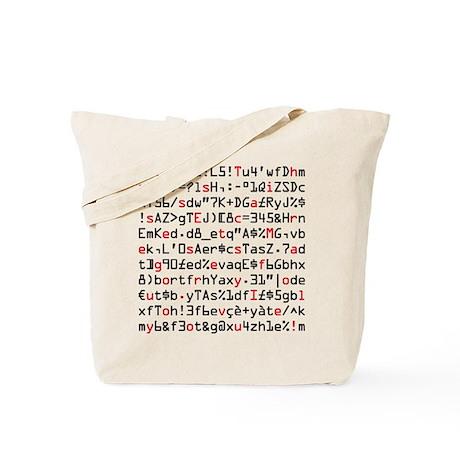 secret message i love you tote bag by listing store 78757894. Black Bedroom Furniture Sets. Home Design Ideas