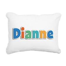 Dianne Spring11B Rectangular Canvas Pillow