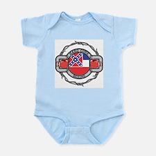 Mississippi Boxing Infant Bodysuit