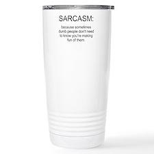Unique Novelty Thermos Mug