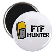 FTF Hunter Magnet