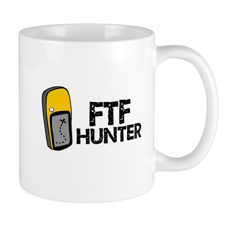 FTF Hunter Mug