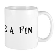 Mash Me a Fin Mug