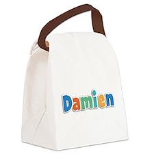 Damien Spring11B Canvas Lunch Bag