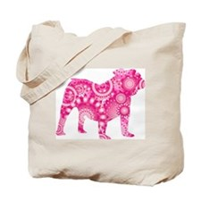 Old English Bulldog Tote Bag
