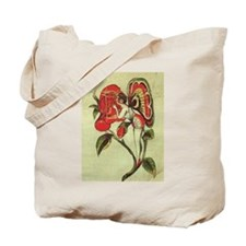 Flutterby Flower Fairy Tote Bag