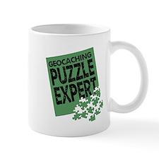 Geocaching Puzzle Expert Mug