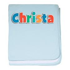 Christa Spring11B baby blanket