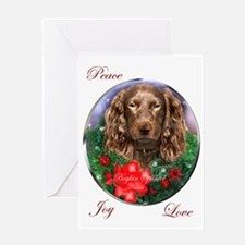 Boykin Spaniel Greeting Card