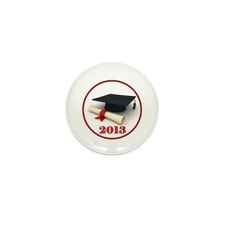 GRADUATE 2013 Mini Button
