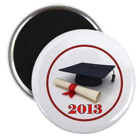 "GRADUATE 2013 2.25"" Magnet (100 pack)"