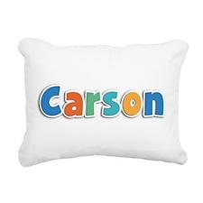 Carson Spring11B Rectangular Canvas Pillow