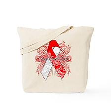 Hope Faith Cure MDS Tote Bag