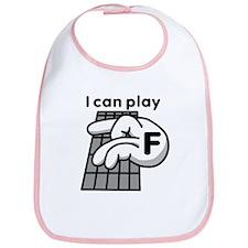 I can play F Bib