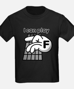 I can play F T
