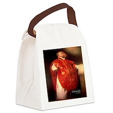 St Ignatius Loyola 1600 Canvas Lunch Bag