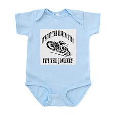 It's the Journey Infant Bodysuit