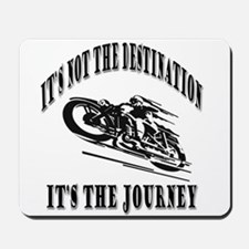 It's the Journey Mousepad