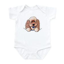 ASCOB Cocker Spaniel Infant Bodysuit
