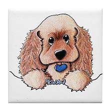 ASCOB Cocker Spaniel Tile Coaster