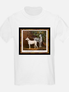 Antique Dalmatian Kids T-Shirt