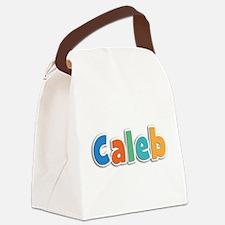 Caleb Spring11B Canvas Lunch Bag
