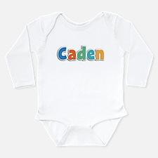 Caden Spring11B Long Sleeve Infant Bodysuit