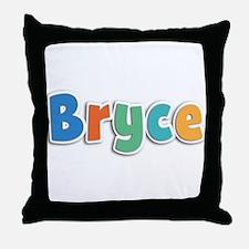 Bryce Spring11B Throw Pillow