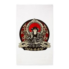 Zen Chimp 3'x5' Area Rug
