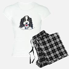 KiniArt Parti Cocker Pajamas