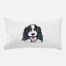 KiniArt Parti Cocker Pillow Case